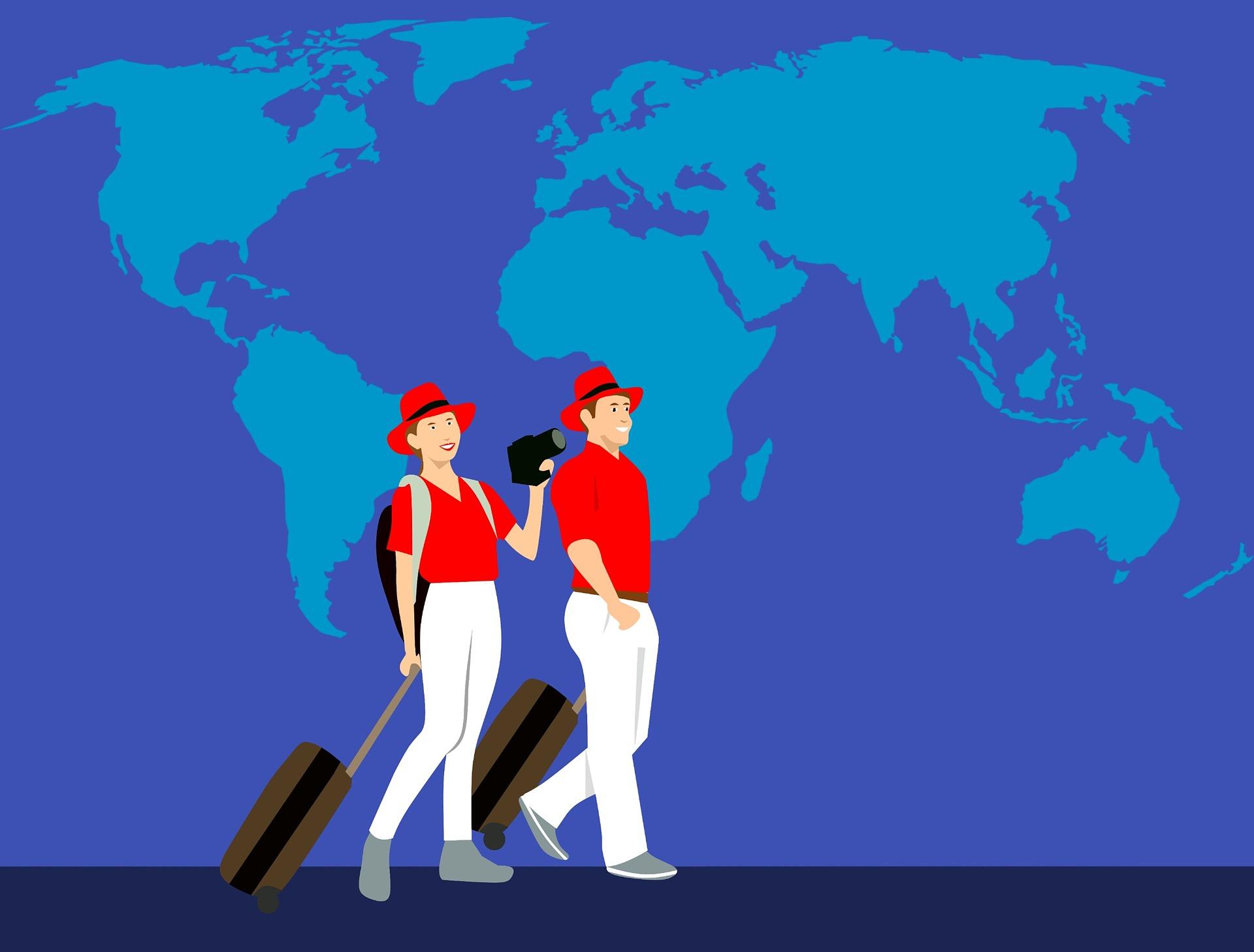 Los mejores destinos turísticos para visitar en pareja